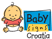 Baby Signs Croatia logotip